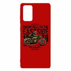 Чохол для Samsung Note 20 Raisin Hell Moto Racer