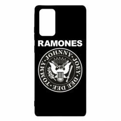 Чохол для Samsung Note 20 Ramones