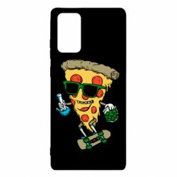 Чехол для Samsung Note 20 Rasta pizza