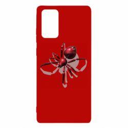 Чохол для Samsung Note 20 Red spider