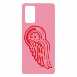 Чехол для Samsung Note 20 Red Wings