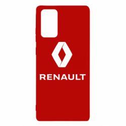 Чохол для Samsung Note 20 Renault logotip
