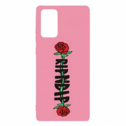 Чехол для Samsung Note 20 RipnDip rose