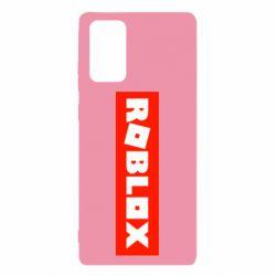 Чехол для Samsung Note 20 Roblox suprem