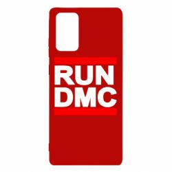 Чехол для Samsung Note 20 RUN DMC