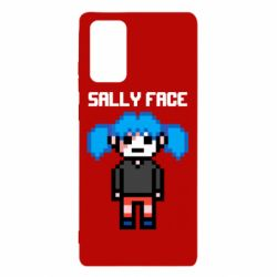 Чохол для Samsung Note 20 Sally face pixel