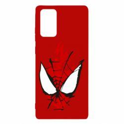 Чохол для Samsung Note 20 Сareless art Spiderman