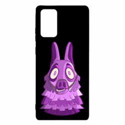 Чохол для Samsung Note 20 Scared llama from fortnite