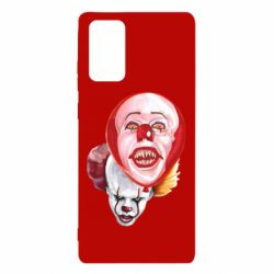 Чохол для Samsung Note 20 Scary Clown