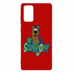 Чехол для Samsung Note 20 Scooby Doo!