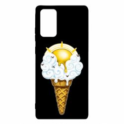 Чохол для Samsung Note 20 Sea ice cream