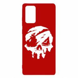 Чохол для Samsung Note 20 Sea of Thieves skull