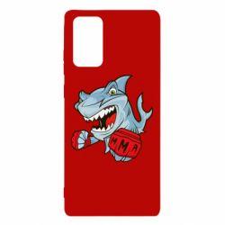 Чохол для Samsung Note 20 Shark MMA