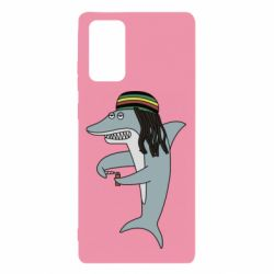 Чохол для Samsung Note 20 Shark Rastaman