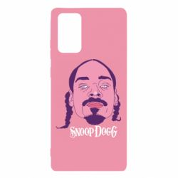Чехол для Samsung Note 20 Snoop Dogg