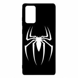 Чехол для Samsung Note 20 Spider Man Logo