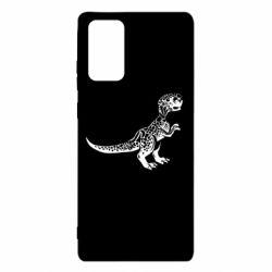 Чохол для Samsung Note 20 Spotted baby dinosaur