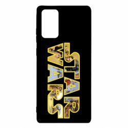 Чохол для Samsung Note 20 Star Wars 3D
