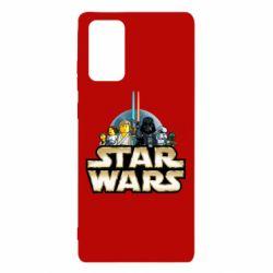 Чохол для Samsung Note 20 Star Wars Lego