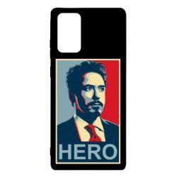 Чохол для Samsung Note 20 Stark Hero