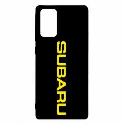 Чохол для Samsung Note 20 Subaru
