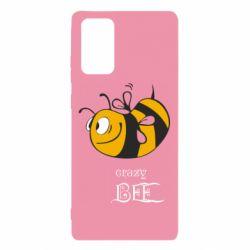 Чехол для Samsung Note 20 Сумасшедшая пчелка