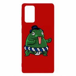 Чехол для Samsung Note 20 Sumo toad