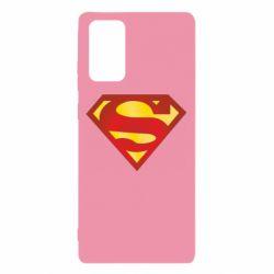 Чехол для Samsung Note 20 Superman Classic