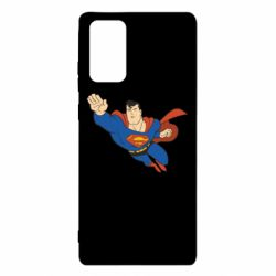 Чехол для Samsung Note 20 Superman mult