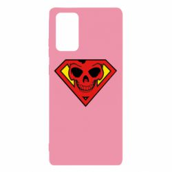 Чехол для Samsung Note 20 Superman Skull