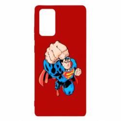 Чохол для Samsung Note 20 Супермен Комікс