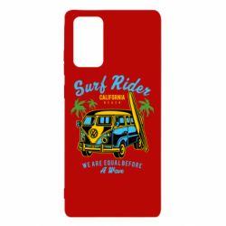 Чохол для Samsung Note 20 Surf Rider