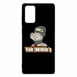 Чехол для Samsung Note 20 Team Fortress 2 Art