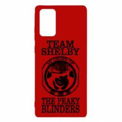 Чохол для Samsung Note 20 Team Shelby the Peaky Blinders