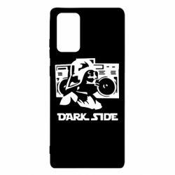 Чехол для Samsung Note 20 Темная сторона Star Wars
