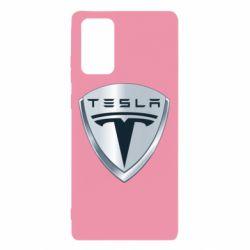 Чехол для Samsung Note 20 Tesla Corp