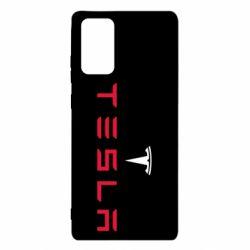 Чехол для Samsung Note 20 Tesla