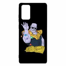 Чохол для Samsung Note 20 Thanos Art