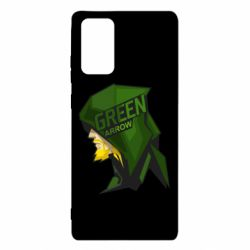 Чохол для Samsung Note 20 The Green Arrow