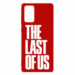 Чохол для Samsung Note 20 The Last of Us