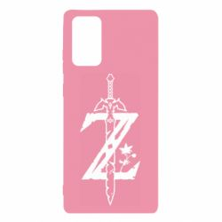 Чохол для Samsung Note 20 The Legend of Zelda Logo