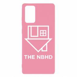 Чехол для Samsung Note 20 THE NBHD Logo
