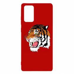 Чохол для Samsung Note 20 Tiger roars