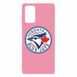 Чохол для Samsung Note 20 Toronto Blue Jays