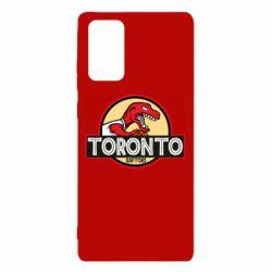 Чехол для Samsung Note 20 Toronto raptors park