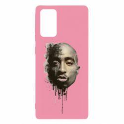 Чехол для Samsung Note 20 Tupac Shakur