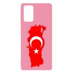 Чехол для Samsung Note 20 Turkey