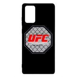 Чехол для Samsung Note 20 UFC Cage
