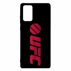 Чехол для Samsung Note 20 UFC Main Logo