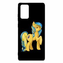 """Чохол для Samsung Note 20 """"Українська конячка"""""""